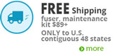Free Shipping for Fuser and Maintenance Kit