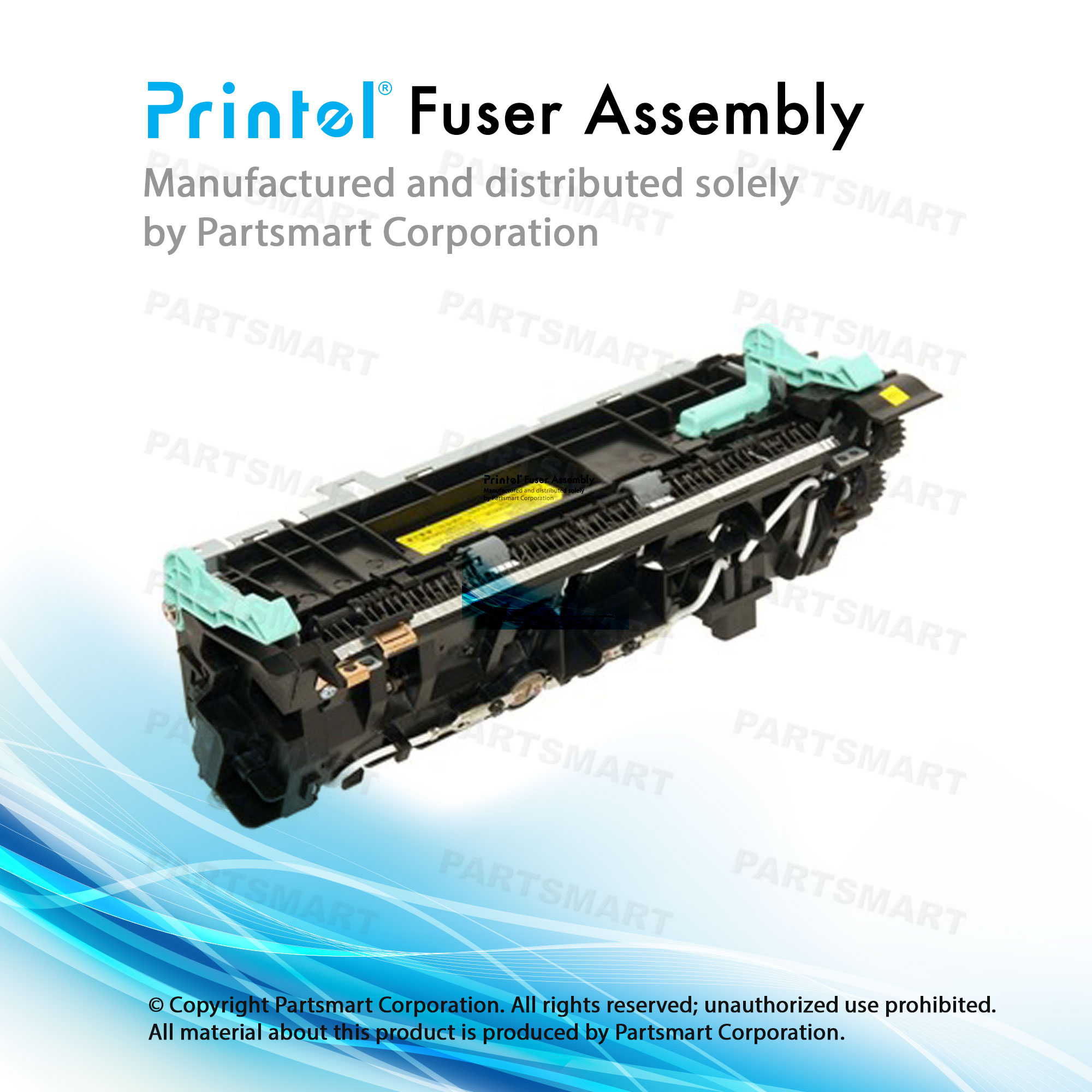 126N00326 Fuser Assembly (110V) Xerox Phaser 3635
