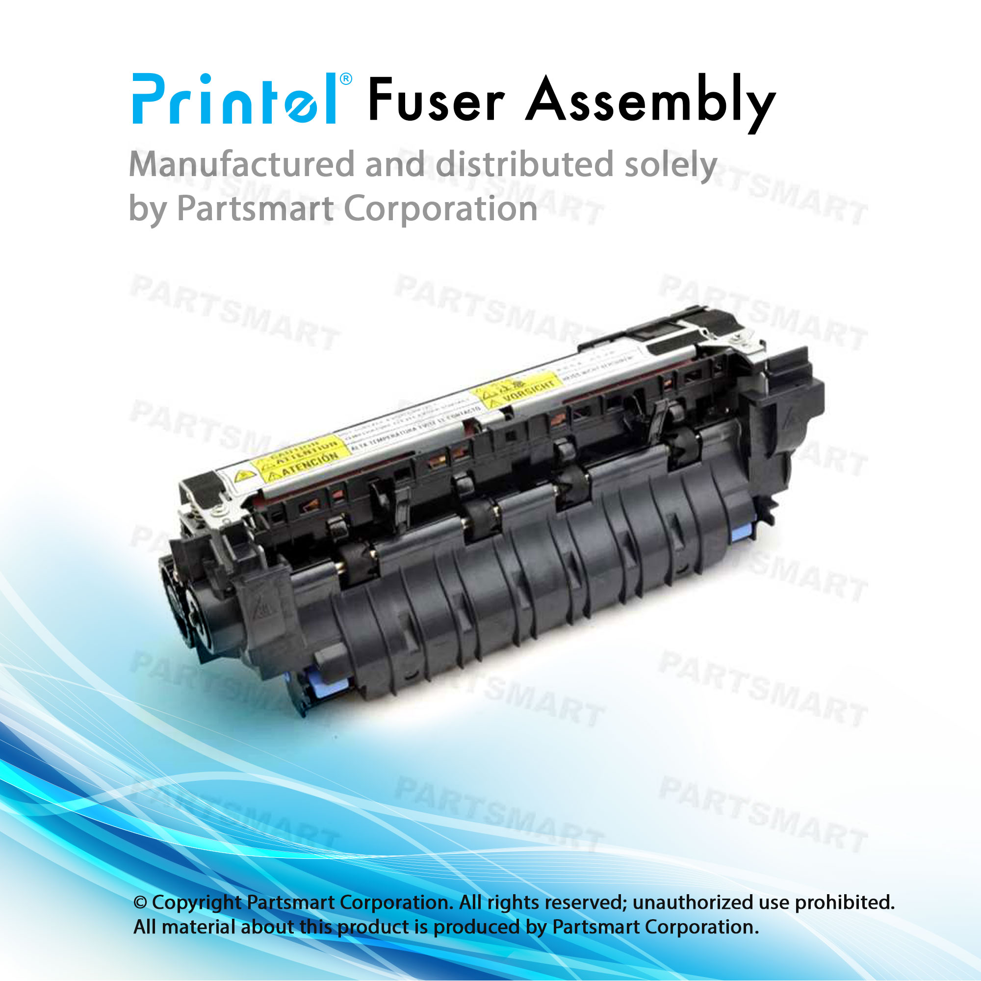 E6B67-67901 Fuser Assembly (110V) for HP LaserJet Enterprise M604