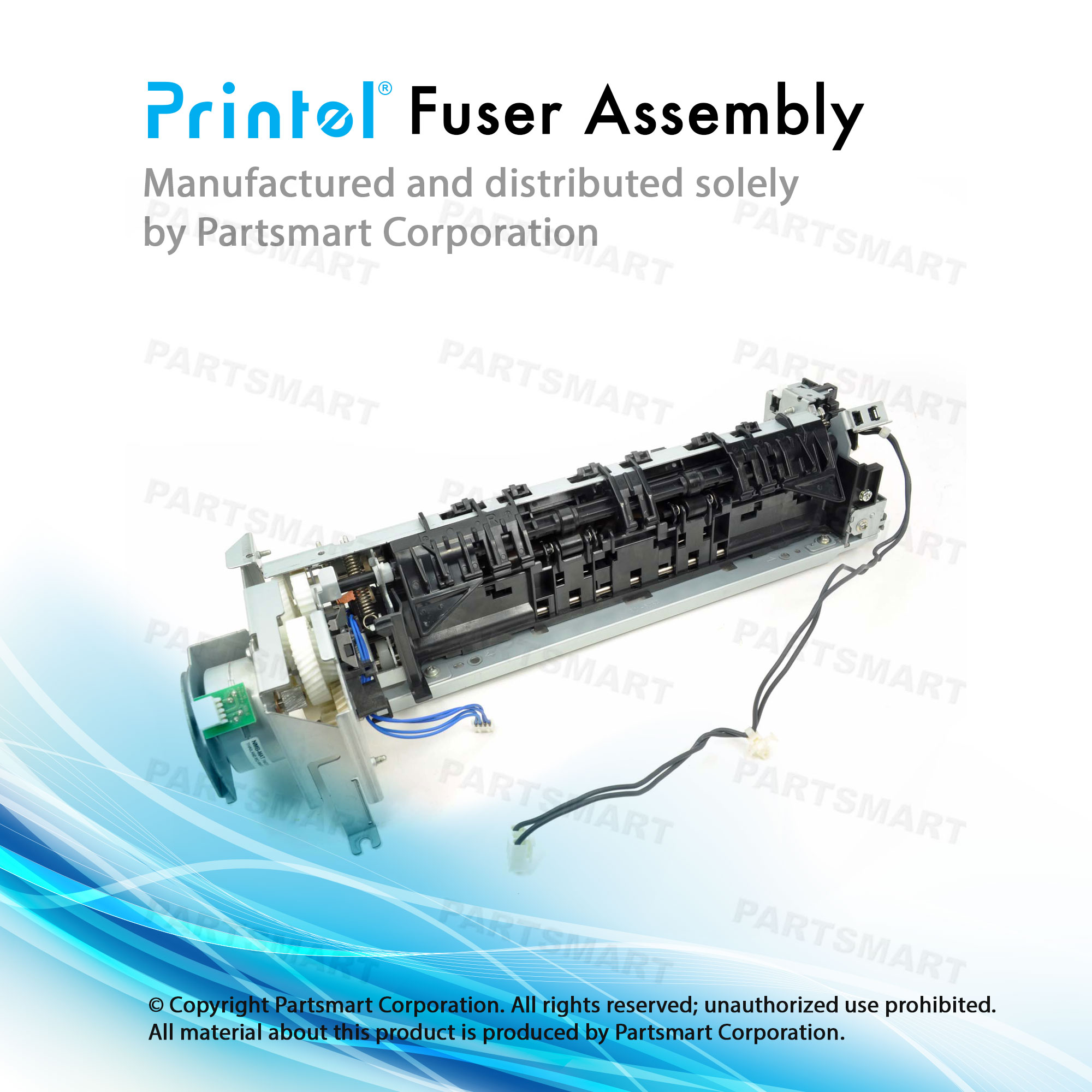 RM1-1820-000 Fuser Assembly (110V) HP Color LaserJet 2600