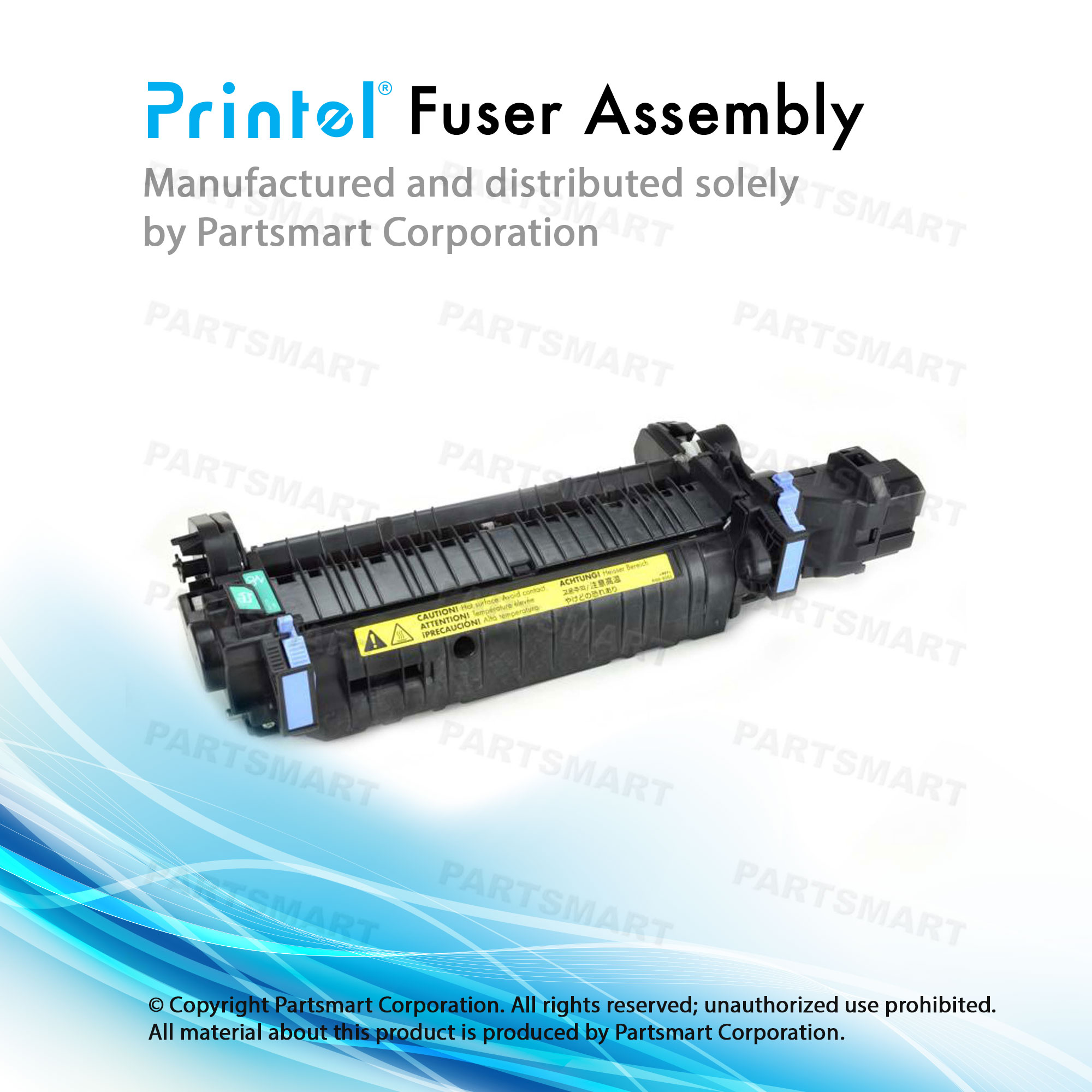 RM1-5550-000 CE246A Fuser Assembly (110V) Purchase HP Color LaserJet CP4025