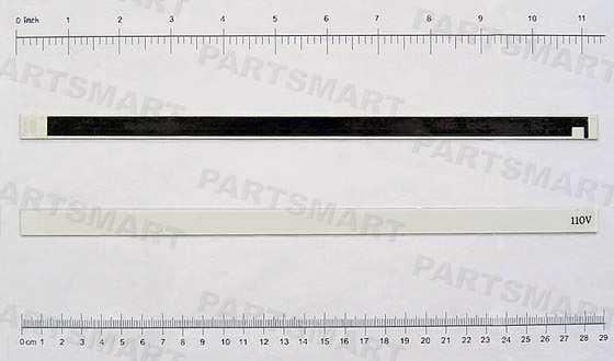 RM1-1082-HE Heating Element (110V) for HP LaserJet 4250