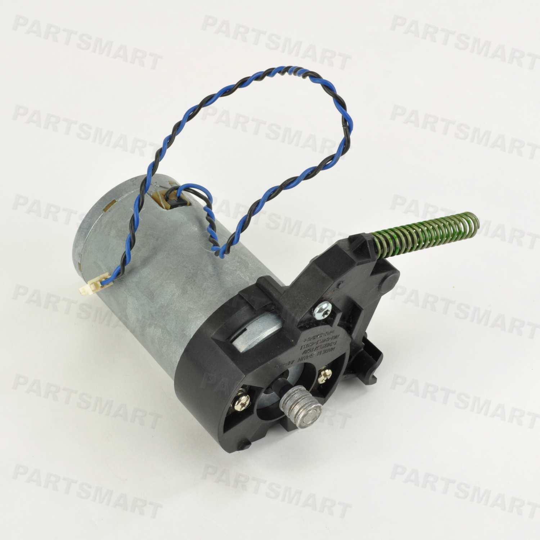 C4713-60092  Scan-Axis Motor