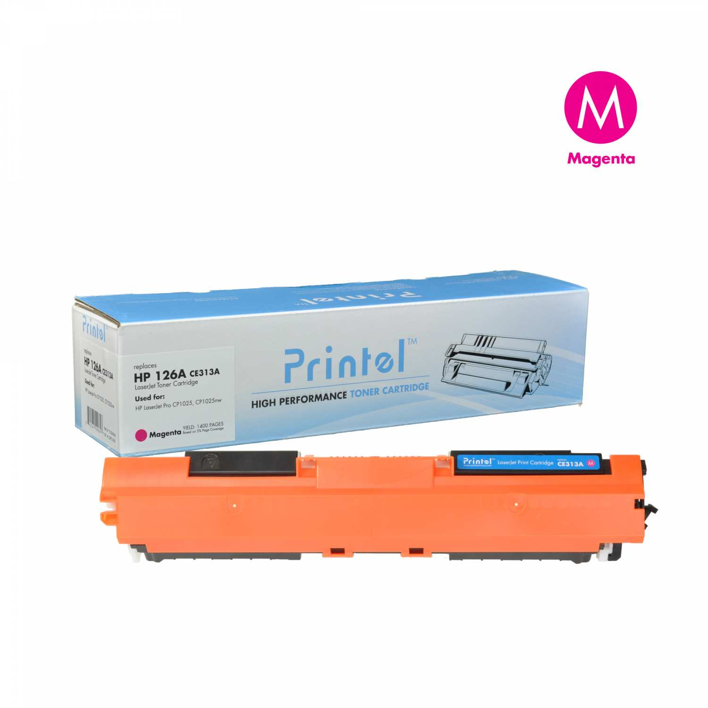 HP 126A (CE313A) Toner Cartridge Magenta