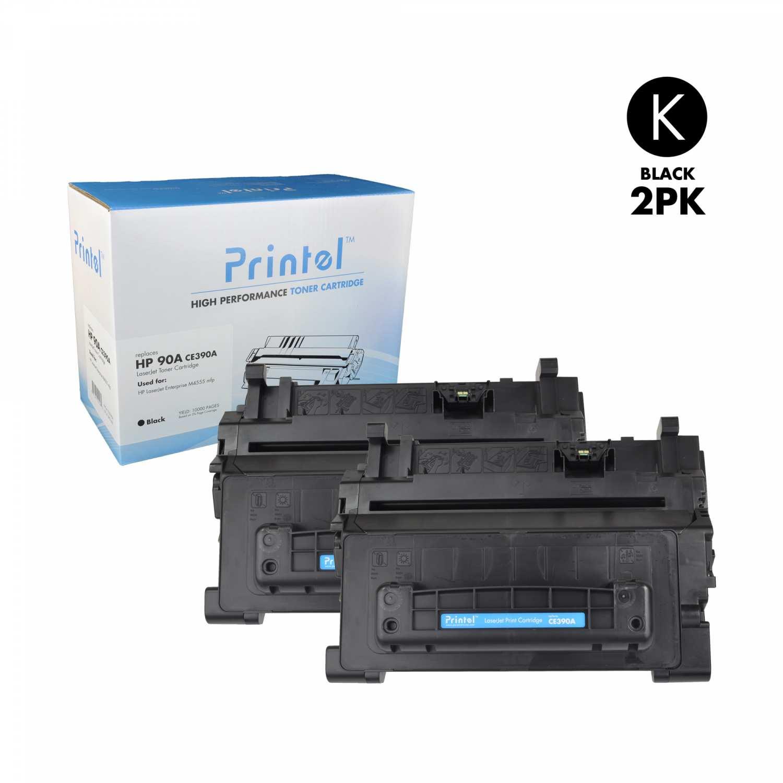 HP 90A (CE390A) Black(2 Pack)