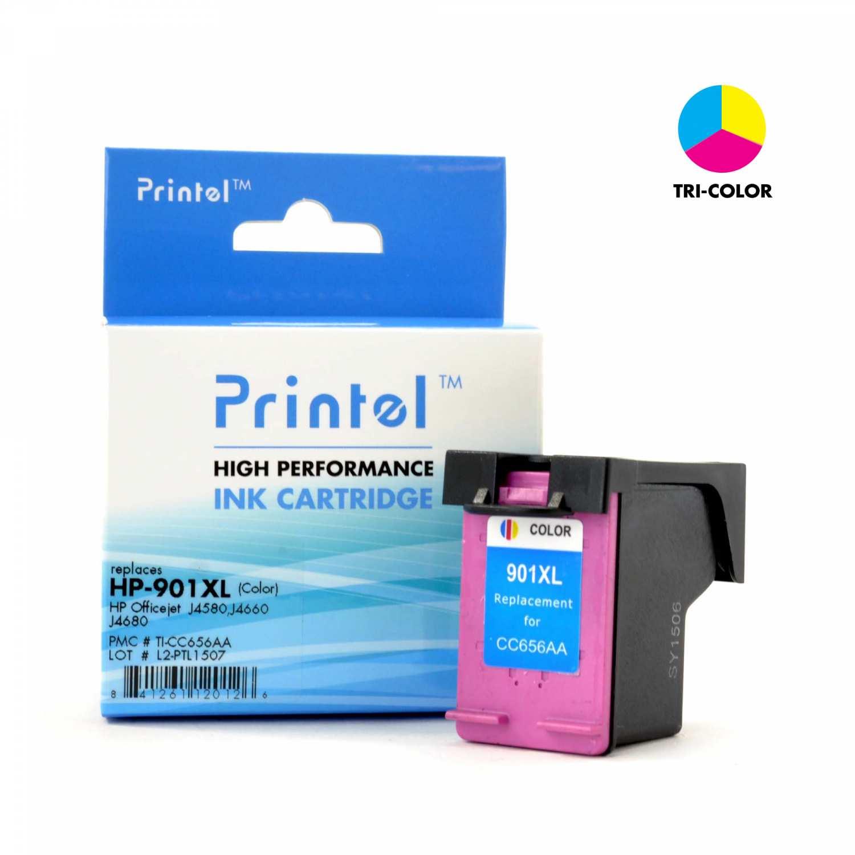 3 pk 901XL 901 Black /& Color Ink Set For OfficeJet G510a G510g G510n 4500