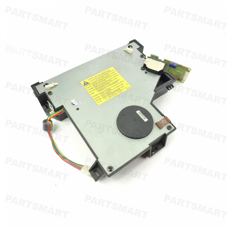 RG5-1895-000 Laser Scanner (Rbt, No Exchange) for HP LaserJet 5Si, LaserJet 8000
