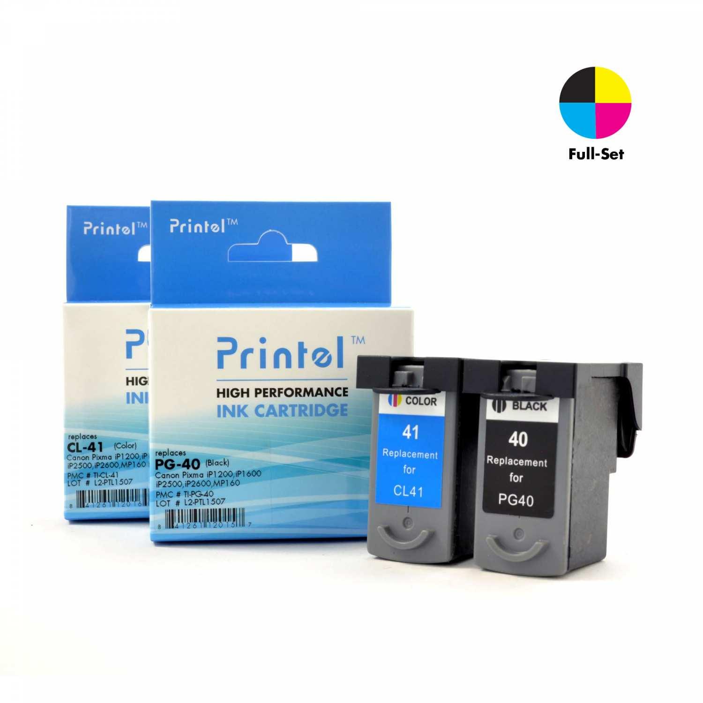 Canon PG-40 CL-41 Full-Set (2 Pack)