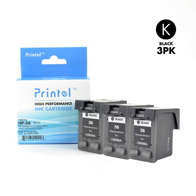 HP 56 (C6656AN) (3 Pack)
