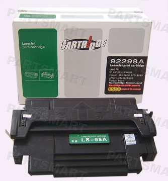 92298A  Toner Cartridge - HP4/4+/5 (EX