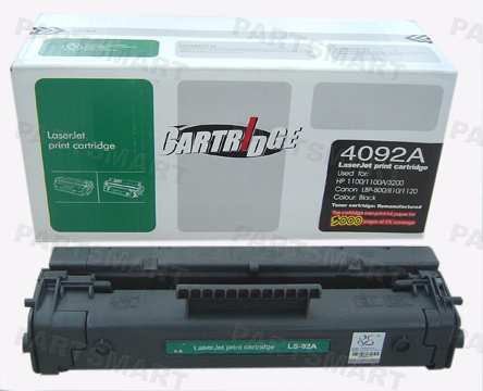C4092A  Toner Cartridge - HP1100/3200