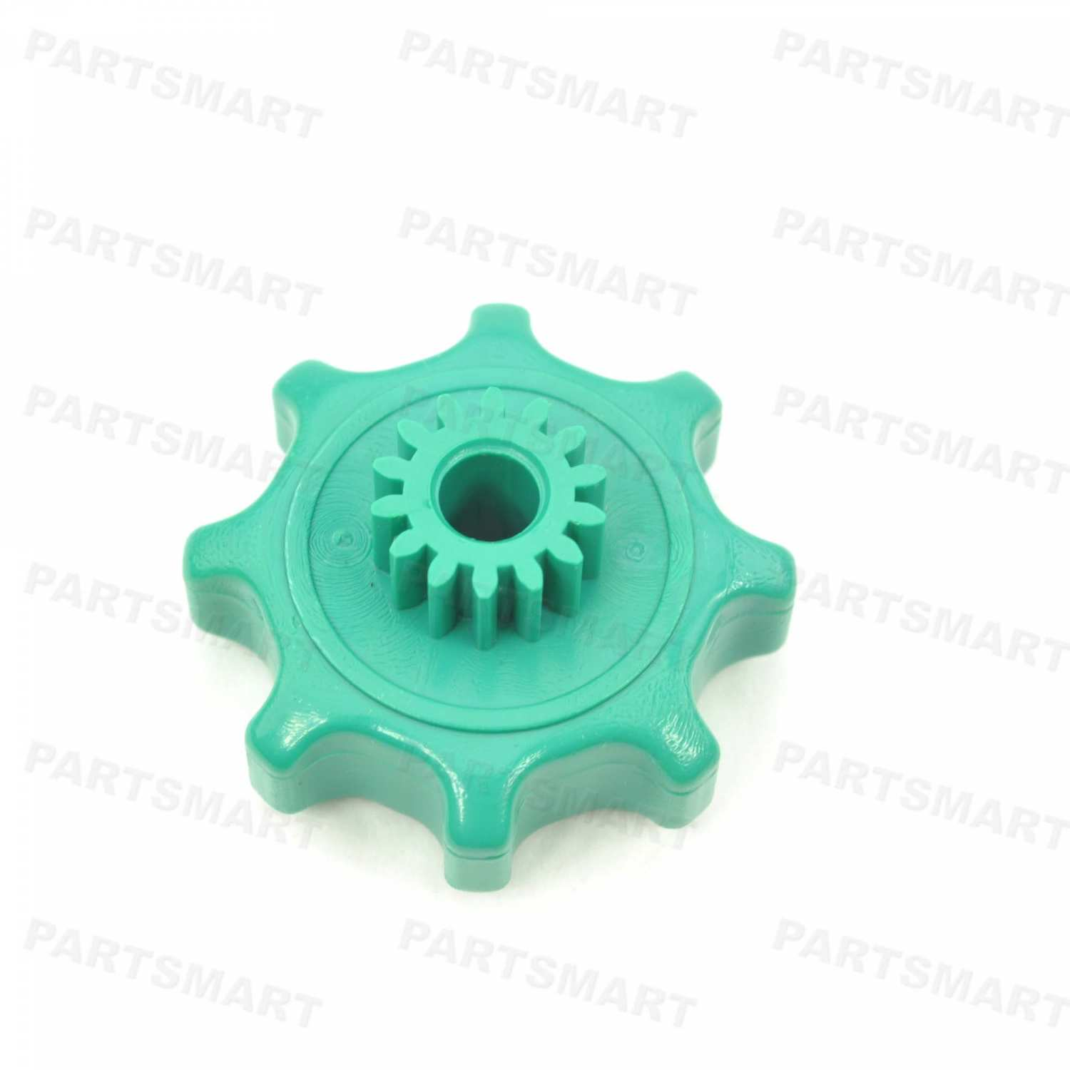 GR-4250-14G Fuser Knob Gear(14T), Green for HP LaserJet 4250, LaserJet 4300