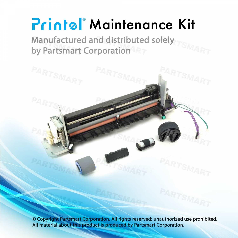 Printel Refurbished MK-CP2025-110V / RM1-6740-MK Maintenance Kit (110V) for HP Color LaserJet CP2025, with RM1-6740-000 Fuser included