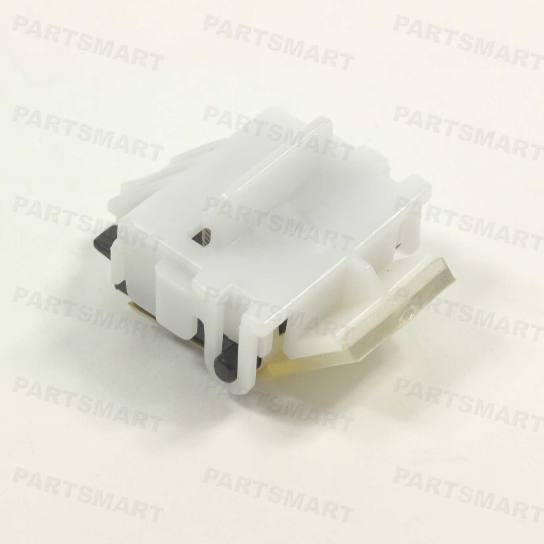 PF2282K035NI ADF Separation Pad Assembly for HP LaserJet 4345