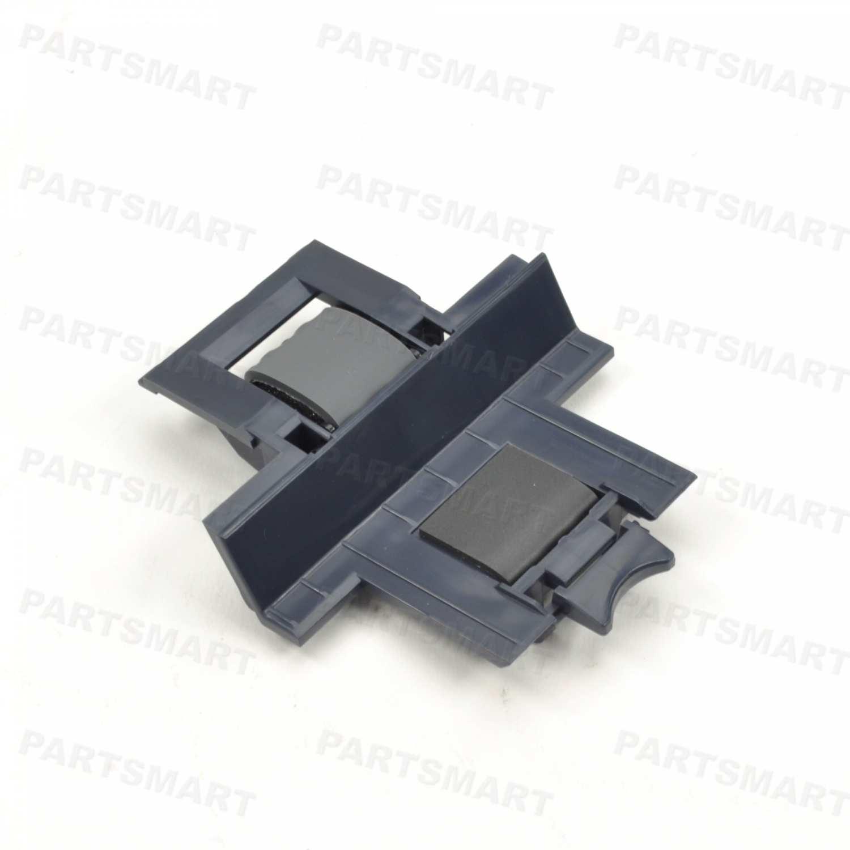 Q3938-67949 Separation Pad Assembly for HP LaserJet M5025, LaserJet M5035, Color LaserJet CM6030, Color LaserJet CM6040