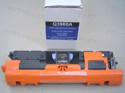 Q3960A  Toner Cartridge, Black - HP2550/2820/2840