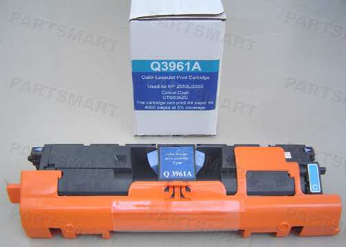 Q3961A  Toner Cartridge, Cyan - HP2550/2820/2840