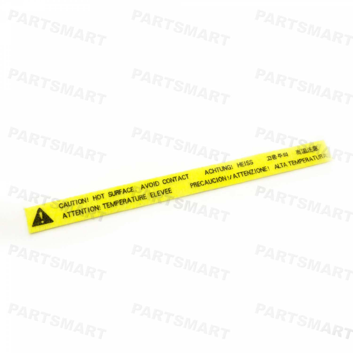 RS5-8380-000 Fuser Caution Label for HP LaserJet 4, LaserJet 4+