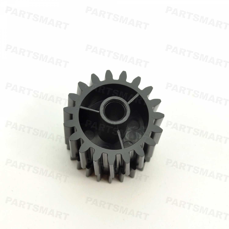 RU7-0295-000 Fixing Drive Gear (23T/19T) for HP LaserJet Enterprise 600 M601dn, LaserJet Enterprise 600 M601n