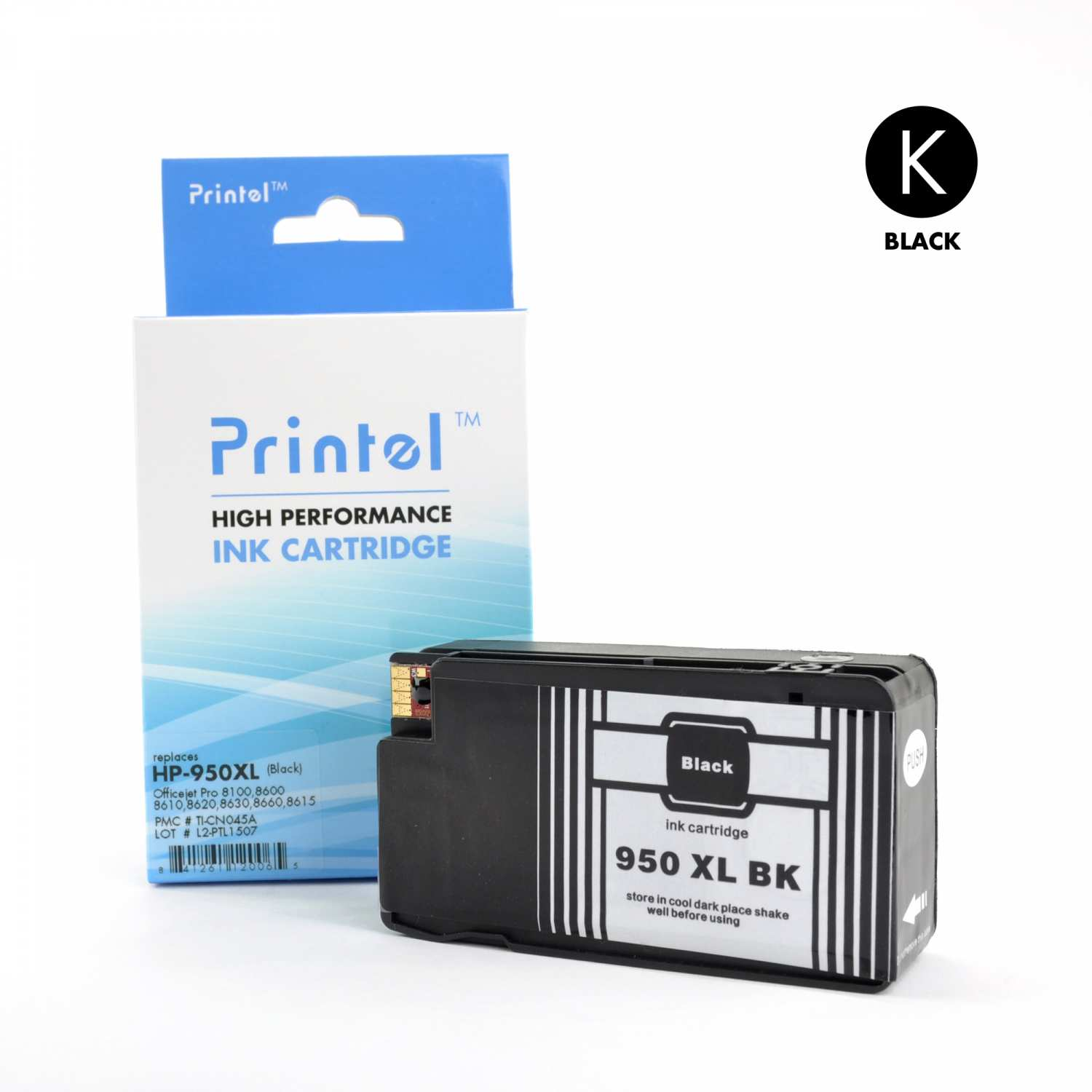 Printel Brand New Replacement Ink Cartridge for HP 950XL ...